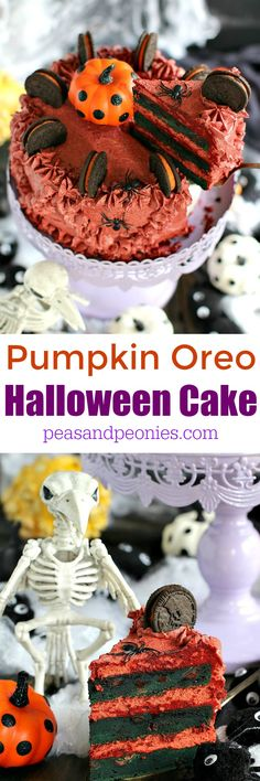 57 best Halloween! images on Pinterest Halloween desserts - halloween dessert ideas
