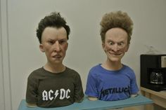 beavis and butthead....freaky