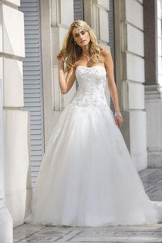 Bruidsjurken, trouwjurken, bruidsmode van Ladybird 32016