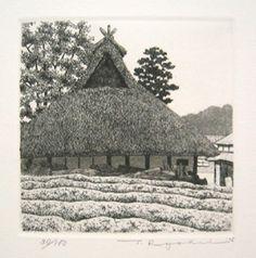 2005 - Ryohei, Tanaka - House of tea field