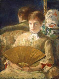 MARY CASSATT (1845 - 1926)