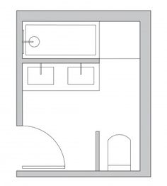Renovation solutions tricky bathroom floorplans for L shaped master bathroom layout