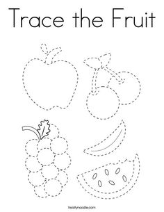 Vegetables Worksheets for Kindergarten Coloring Pages Coloring Fruits and Ve Ables Worksheets Shape Worksheets For Preschool, English Worksheets For Kindergarten, Nursery Worksheets, Preschool Writing, Preschool Learning Activities, Preschool Printables, Shape Tracing Worksheets, Fruit Coloring Pages, Preschool Coloring Pages