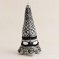 eiffel tower stuffed toy
