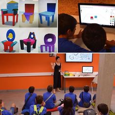 Something we liked from Instagram! #designand3dprinting #workshop #design #3dprinting #chair #yy #tinkercad #thingiverse #3dprinter #makerbot #eugenidesfoundation #utechlab by utechlab check us out: http://bit.ly/1KyLetq