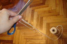 Quiero Pura Lana: 2° CLASE DE TELAR: cálculo para la urdimbre Lana, Diy, Weaving, Rug Loom, Loom Knitting Patterns, Tapestry Weaving, How To Knit, Loom Knit, Crafts