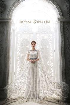 法式綺麗幻想。冰雪 - Dresses / Wedding Dresses - 台北蘿亞結婚精品