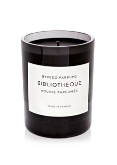 a candle that smells like a library #valentinesday