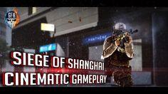 BF4 Siege OF Shanghai Cinematic Gameplay