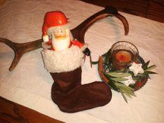 Anleitung für einen Nikolausstiefel aus Filz