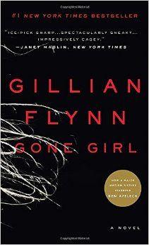 Gone Girl, 2014 The New York Times Best Sellers Fiction winner, Gillian Flynn Good Books, Books To Read, My Books, New York Times, Gone Girl Gillian Flynn, Best Beach Reads, La Girl, Thing 1, Sharp Objects