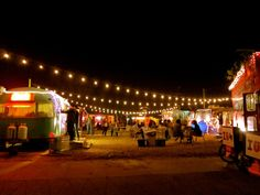 East Side Drive In- Food Carts East 6th St and San Marcas Austin