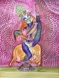 Tandava Krishna. New Forever series. #krishnafortoday