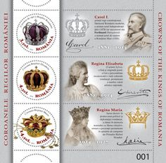 Crowns of the Kings of Romania
