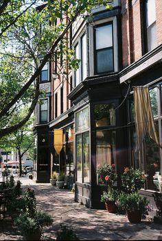 University Avenue, Rochester NYC