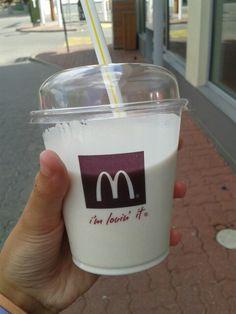 Shake in McDonald