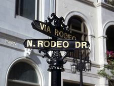 Rodeo Drive, Melrose Avenue, Hollywood & Highland & Third Street Promenade are 4 of the options for outdoor shopping around Los Angeles. Rodeo, Oh The Places You'll Go, Cool Places To Visit, Places To Travel, Bel Air, Barbados, Las Vegas, Shopping Street, Fun Shopping
