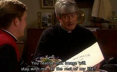 father ted - Google Search