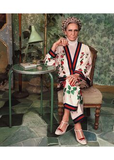Roman Rhapsody: the Cruise 2018 campaign - Gucci Stories