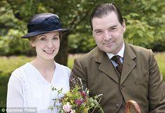 Anna Smith & John Bates  Downton Abbey