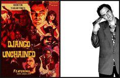 """El amado-odiado director Quentin Tarantino está en plena promoción de su película Django Unchained (2012). Y aunque a veces se ha caracterizado por ser poco afable con la prensa, esta vez llamó la atención.  """"No he venido aquí para hablar de las implicaciones de la violencia. Estoy aquí para vender mi película"""", respondió. Y luego dijo al periodista que no era ni su mono y menos su esclavo"""