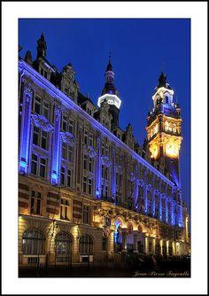 l'Opéra, Lille - France