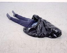 most disturbing photo manipulations | Gregor Schneider - Man With Cock - Contemporary Art