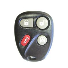 Pin by Discount Keyless Remote on GM KEY FOB REMOTES | B