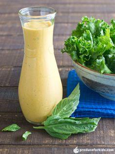 Carrot Basil Salad D