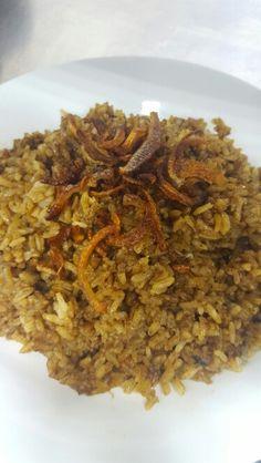 Saydieh rice