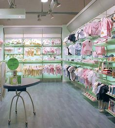 Baby Boutique Display