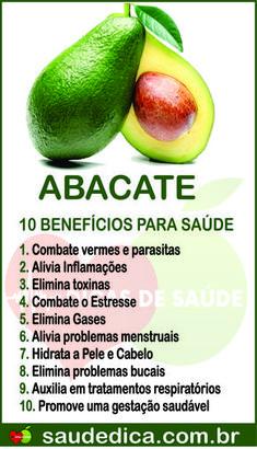 Abacate! Clique na Imagem e Veja os Seus Benefícios!  #abacateFruta #abacateFruit #frutaabacate #fruitabacate #frutas #fruta #fruit #fruits #frutasexoticas #frutasbrasileiras #frutastropicais #frutasdobrasil #frutadobrasil #beneficiosdafrutas #natural #natureza #plantação #planta #horta #jardim #hortaemcasa #tuasaude #melhorcomsaude #globoreporte #bemestar #saúde #nutrição #alimentação #dicasdesaude Health And Wellness, Health Tips, Herbal Medicine, Diet Tips, Natural Remedies, Healthy Life, Herbalism, Food And Drink, Healthy Recipes