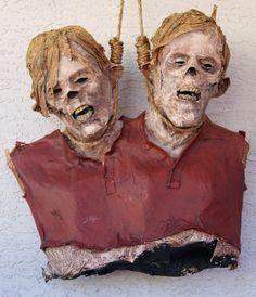 conjoined zombie piñata