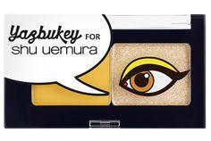 Yazbukey pour Shu Uemura http://www.vogue.fr/beaute/buzz-du-jour/diaporama/yazbukey-pour-shu-uemura/20246#yazbukey-pour-shu-uemura
