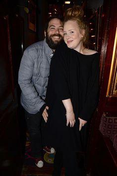 Simon Konecki and Adele - Hollywood couples that broke tradition