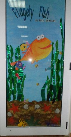 Fidgety Fish classroom display photo - SparkleBox