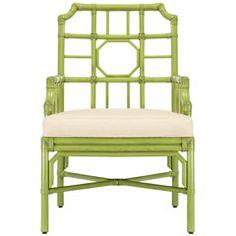 Regeant Kiwi Arm Chair #laylagrayce and #suryarugs