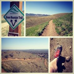 Denver - Green Mountain (favorite running trail)