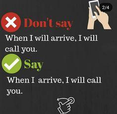 English Conversation Learning, English Learning Spoken, Teaching English Grammar, English Writing Skills, English Language Learning, English Sentences, English Idioms, English Phrases, Interesting English Words