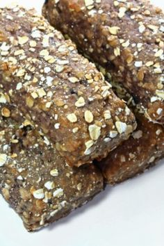 How to Make Your Own Homemade Protein Bars