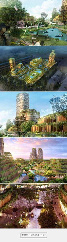 shenzhen jungle plaza » LAVA    http://l-a-v-a.net/projects/shenzhen-jungle-plaza/ - created via https://pinthemall.net