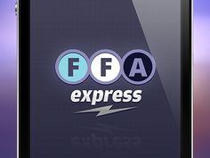 Dribbble - FFA identity by Olivier Massain