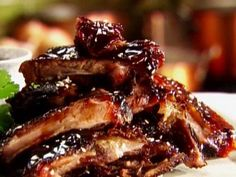 Here is one of the best recipes for pork ribs that you'll ever eat. They are so delicious.