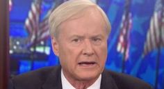 """Chris Matthews apologized for saying - """"I'm so glad we had that storm last week (Hurricane Sandy) because I think the storm was one of those things... No, politically I should say. Not in terms of hurting people. The storm brought in possibilities for good politics.""""  """"It was a terrible thing to say, period,"""" Matthews said. He admitted that he had been """"too deeply enmeshed in political thinking"""" and """"wasn't thinking of the horrible mess this storm has made of people's real lives."""""""
