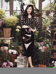 Tiffany Ceci Magazine 2012