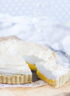 Lemon Meringue Pie, Camembert Cheese, Healthy Recipes, Healthy Food, Sweet Treats, Dairy, Food And Drink, Sweets, Snacks