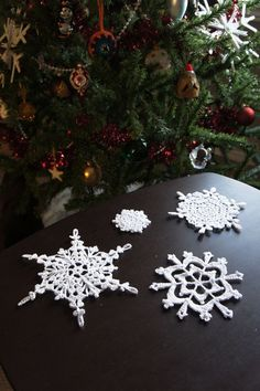 Snowflakes2