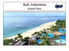Enjoy tour program for Bali, a beautiful island.