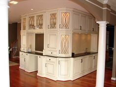 New kitchen in custom home in Middletown, MD by Talon Constuction ...