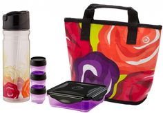 Chance to win this lunch set. K151_FloraRose